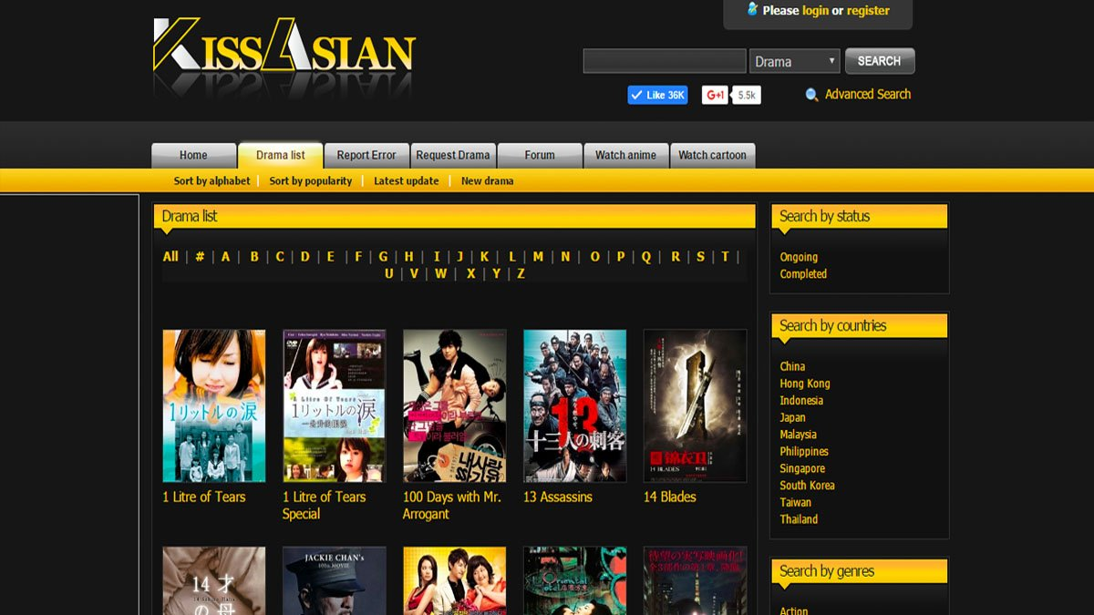 KissAsian Illegal Movies HD Download Website Full Movie Download Dual Audio 720p Website