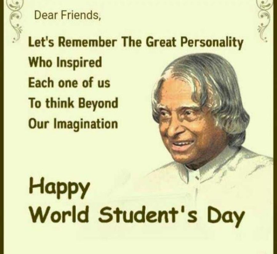 World Student's Day 2021, History, Significance, Observance and also Facts